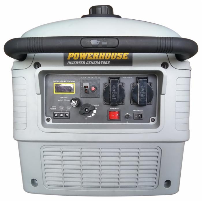 GENERATORE INVERTER 3KW G3000i - image