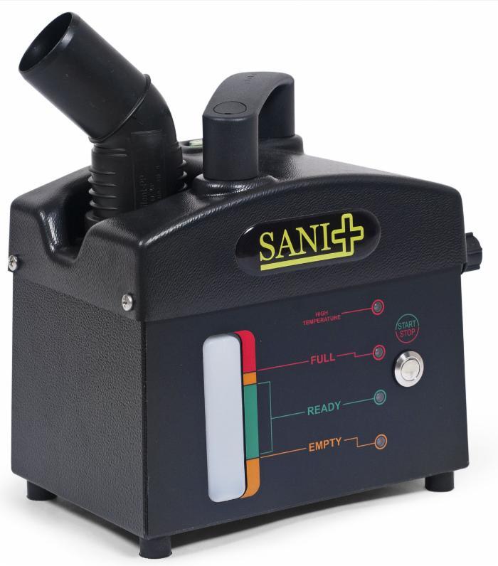 SANIFLUX - Sanificatore a ultrasuoni